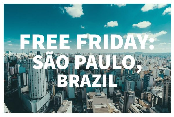 São Paulo, Brazil has great places to visit for free!