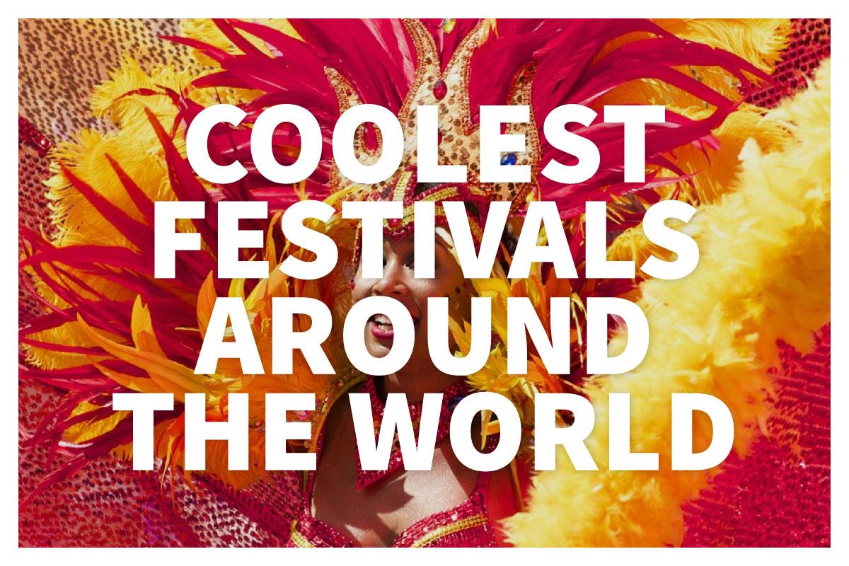 Cultural festivals around world