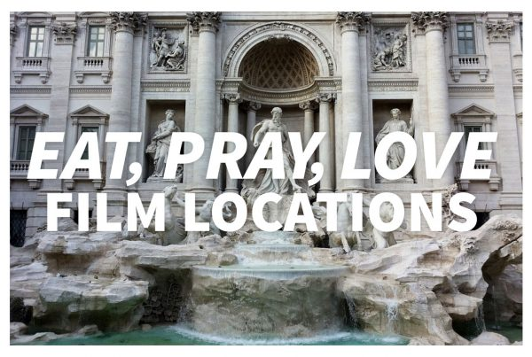 Eat - Pray - Love film locations