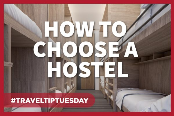 choosing a hostel saves money and offers a way to make new friends