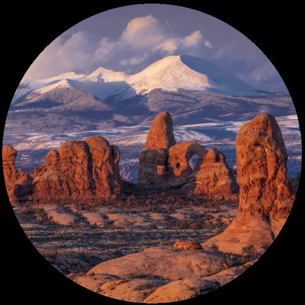North America Rockies to Red Rocks of Utah and Colorado