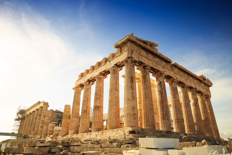 The Parthenon-Acropolis-Greece