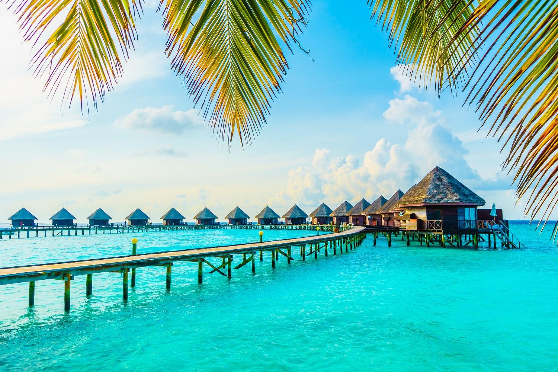 maldives bungalows-safe travel